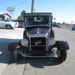 Model T Front End